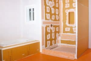 waterproofing example